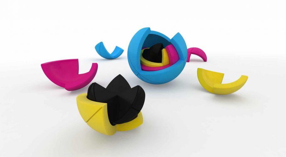 3D Oblo spheres