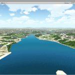 3D Mobile game environment Porto Portugal