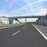 Highway 3D visualization