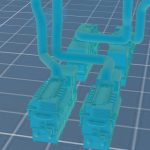 Motors 3D visualization