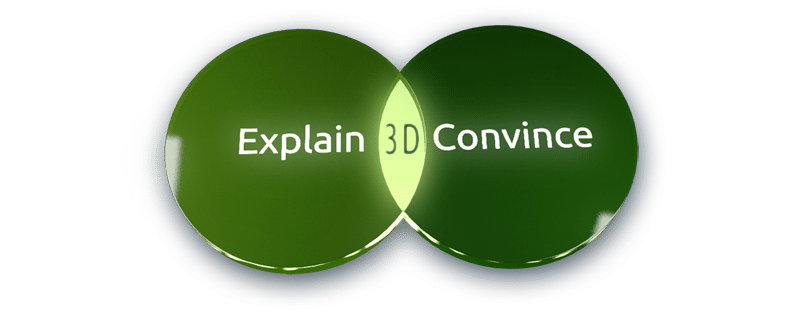Explain Convince 3D