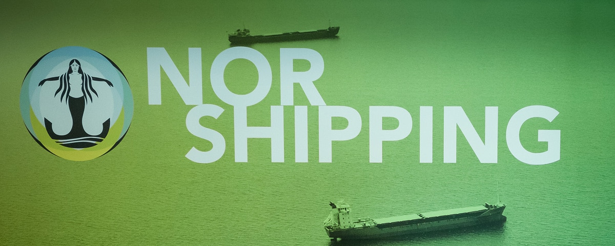 Nor shipping banner