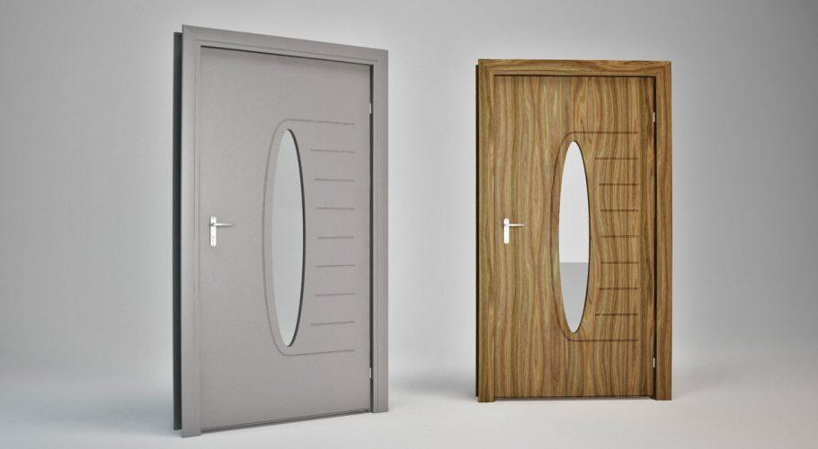 Doors 3d models