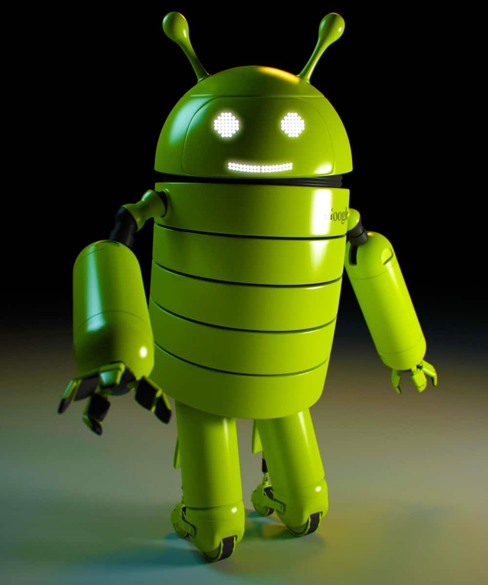 Картинки андроид человечка