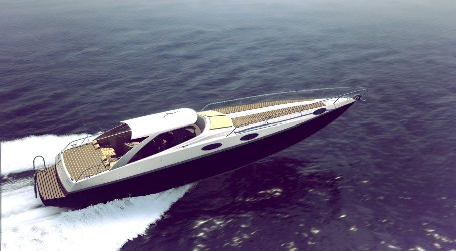 Boat 3D visualization