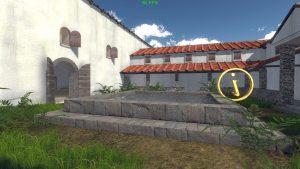 Ad Militare Batina 3d visualization
