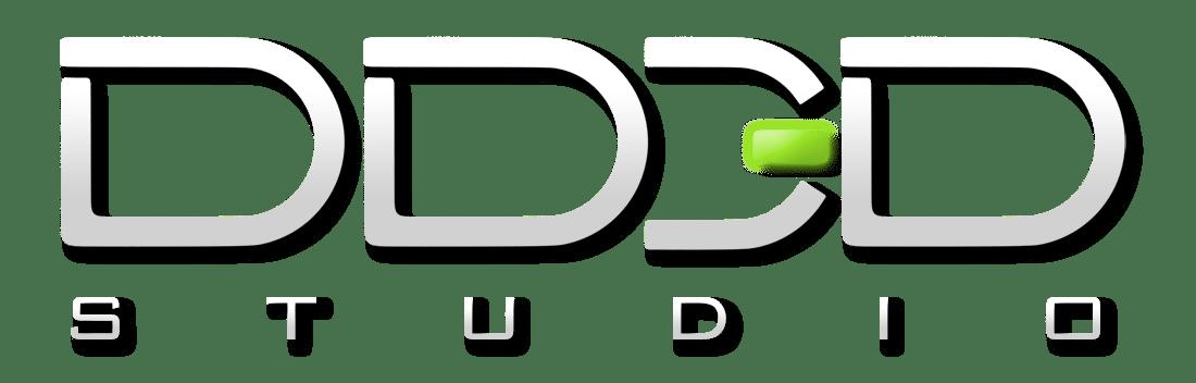 DD3D studio logo